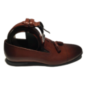 Alex Neel formal leather loafers