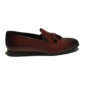 Alex Neel Burnt Brown Loafers