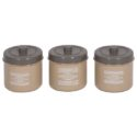 Contour – 3 pce Canister set Sahara and Cap