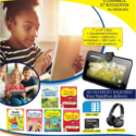 E-Learning 7″ Tablet Package