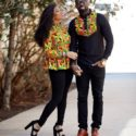 For Him & For Her Tailor Made African Print Design Matching outfits 6