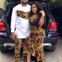 For Him & For Her Tailor Made African Print Design Matching outfits 3
