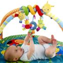 Baby Cartoon Pattern Play Mat Rug