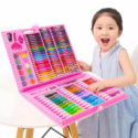 Kids Educational Painting & Coloring Creative Set