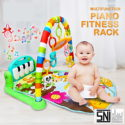3in1 Baby Piano Playmat