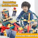 280Pcs Kids Assembling Building Blocks