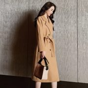 Women elegant fashion coat winter long available on yormarkert an online shopping plartform in Namibia, Southern Africa (6)
