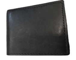 Leather Card Wallet with no closer