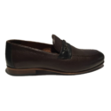 Wings dark brown (soft leather) loafers