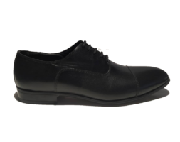 Italiano black formal leather shoes