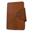 Leather Card Wallet – Plain