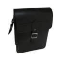 Leather Traveler's Sling Bag