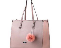 Ladies Laptop Bag – Pink
