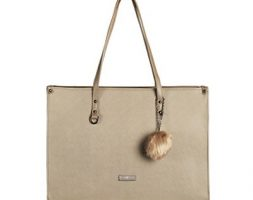 Lady's Laptop Bag – Cream