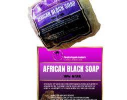 i-Flourish African Black Soap