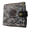 Leather Zip Wallet – Medium