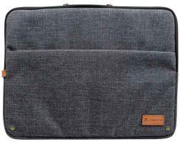 Volkano Premier Series 15.6-inch Laptop Sleeve Black