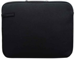 Volkano Wrap Series 15.6-inch Laptop Sleeve Black