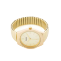 80731 – 24ct Gold Plated Bracelet Style Watch