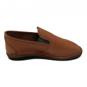 Leather Smart Vellies – Brown