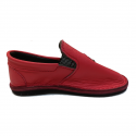 Red Leather Smart Vellies