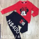 Minnie Mouse Girls Tracksuit