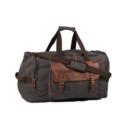 880221 – Black Canvas Travel Bag