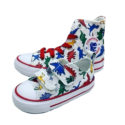 Dino Converse Collection for kids: Low and High Cut