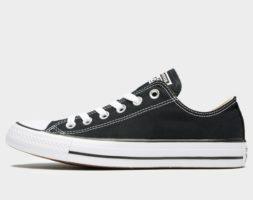 Black – Converse All Stars