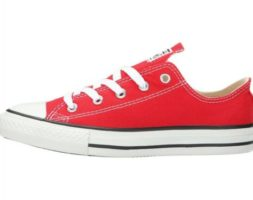 Red – Converse All Stars