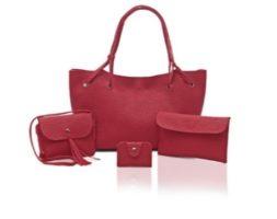 Moda Scapa 4pce handbag set