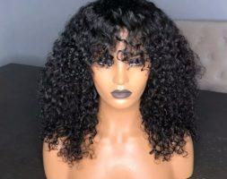 Deep Curl Brazilian Wig