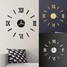 Modern Frame-less Wall Clock