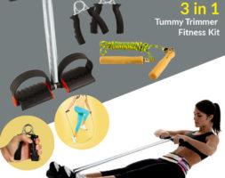 3 in 1 Fitness Kit