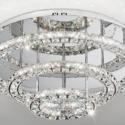 Crystal Elegant Ceiling Base Chandeliers product code: TTE MA0053
