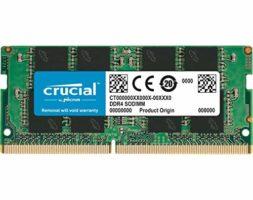 Notebook DDR4 RAM – 4GB – 16GB