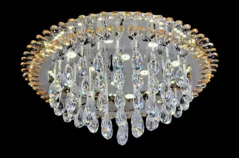 Round Hanging chandeliers