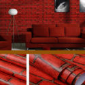 Bricks Series Collection 3D Simulate Real Environment