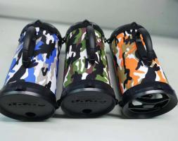 Handheld Camouflage Bluetooth Loud Speaker