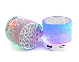 LED Mini Bluetooth Speakers