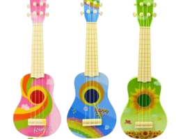 Play Ukulele Mini Model Guitar