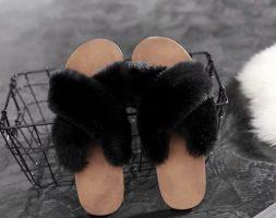 Crossed Fluffy Sliders