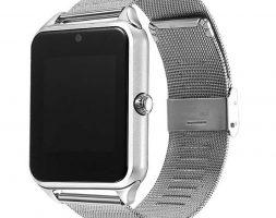 Z60 Smart Watch – Silver