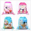My Little Pony Cartoon  Non – Woven Fabrics Drawstring Bag