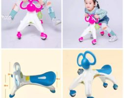 Toddler Walker Tricycle Scooter