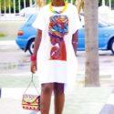 Melanin Popin Dress T-shirt for Women