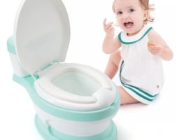 Portable Baby Potty – Chair Seat Toilet Simulation For Children