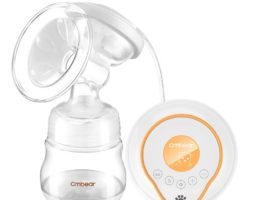 BPA Free Bottle Breast Milk Pump- Single or Double and Manual or Electrical