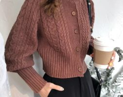 Casual KnittedTurtleneck Women Sweater