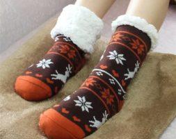Extra Warm Thick Thermal Indoor Winter Floor & Sleeping Socks